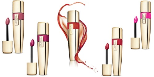 Toluna: New Product Testing Opportunity for L'Oreal Shine Caresse Lip Stain