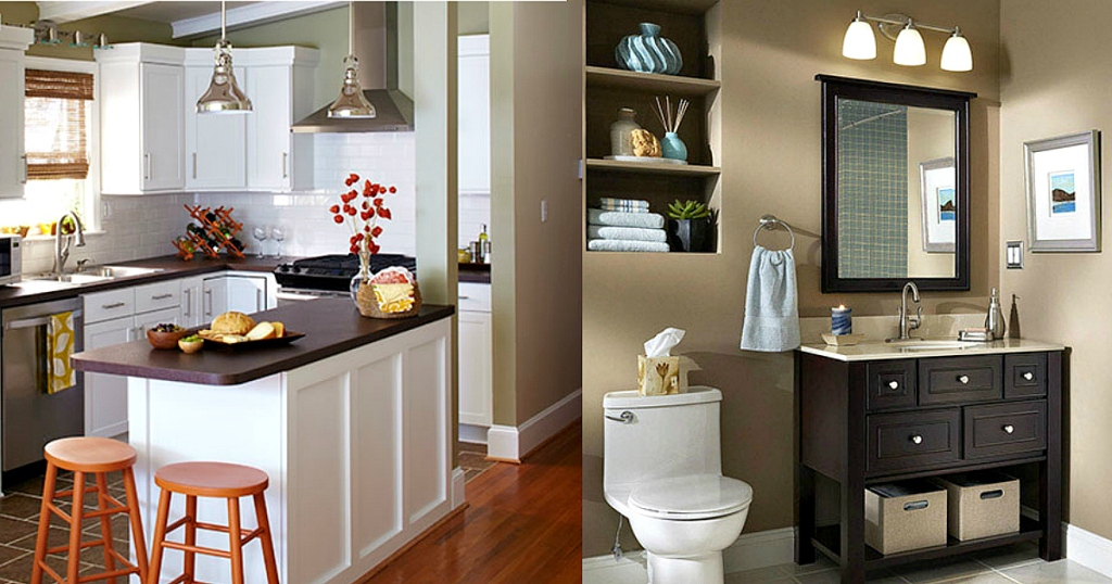Lowe\'s: Up to 40% Off Bath & Kitchen Event + Paint + Primer ...