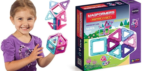 Magformers 14-Piece Set Only $11.19 & Magformers Blacklight 28-Piece Set Only $26.44