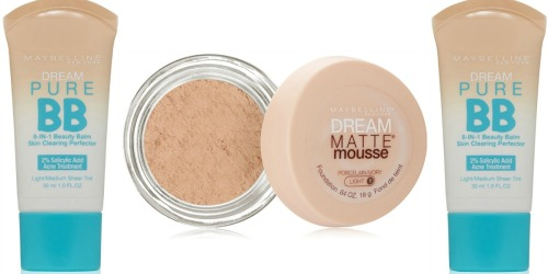 Amazon: Maybelline Pure BB Cream Skin Clearing Perfector Only $3.45 Shipped + More