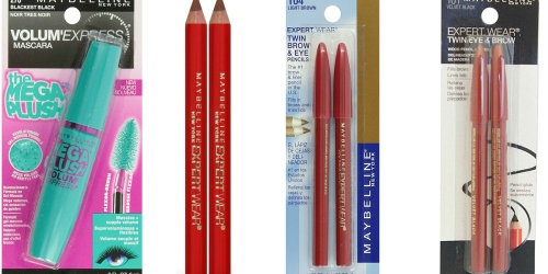 Amazon: Maybelline Expert Wear Twin Brow and Eye Pencils ONLY 84¢ Shipped + More
