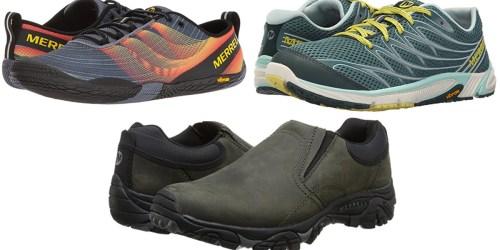 Amazon: Men's Merrell Running Shoes Only $50.99 Shipped (Regularly $85) + More Merrell Deals