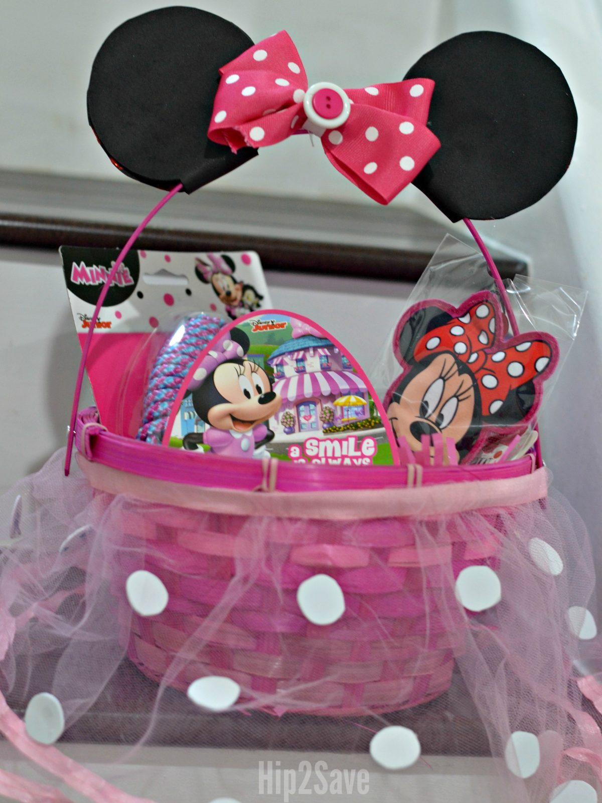disney inspired easter basket