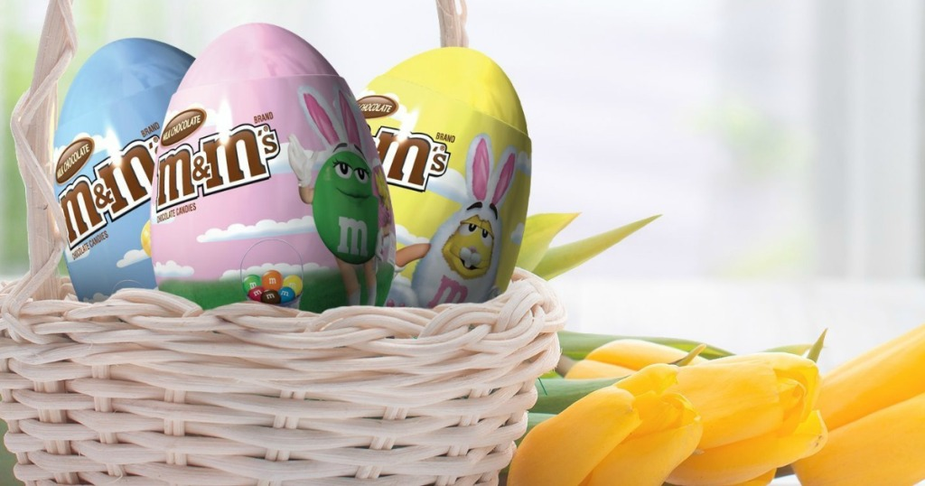 M&M's Easter Eggs