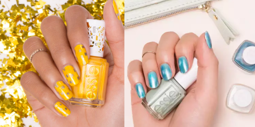 Hollar: Essie Nail Polish ONLY $2 + Nice Deals On OPI & More