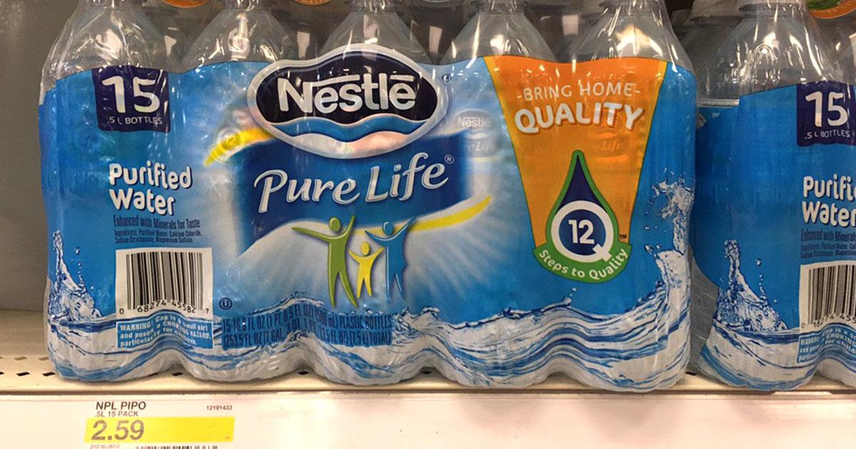 nestle-pure-life-water-bottles