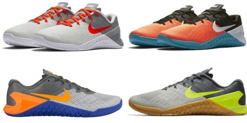 Nike MetCon 3 Training Shoes Only $76 Shipped (Regularly $130)