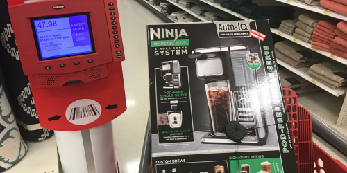 Target Clearance: Ninja Coffee Bar Possibly Only $47.98 (Regularly $159.99) + MORE Kitchen Finds