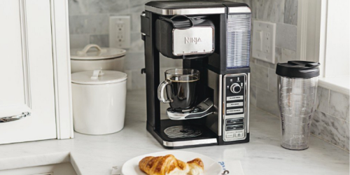 Kohl's Cardholders: Ninja Single-Serve Coffee Bar System Only $70 Shipped (Regularly $199)
