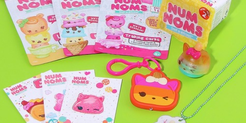 Hollar: Num Noms Blind Bags ONLY $1 + Nice Buys on Shopkins, Cloud Pets & More