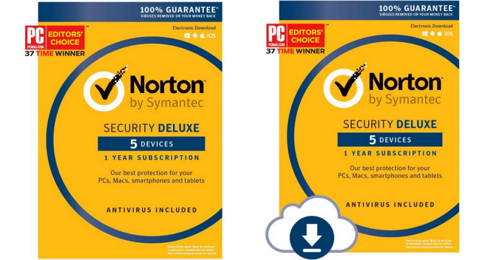norton security deluxe 2017 trial