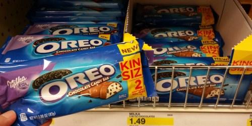 Target: Oreo Milka Candy Bars Only 27¢ (Great Easter Basket Stuffer)