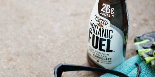 Target: Organic Valley Protein Shakes 4 Pack Just $5.79 (Regularly $13.99) + More