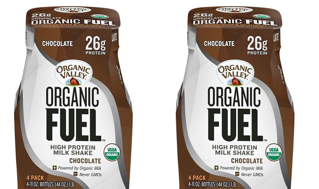photo regarding Organic Valley Coupons Printable named Focus: Natural Valley Protein Shakes 4 Pack Basically $5.79