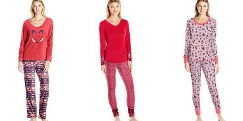 Amazon: Women's Microfleece Pajama Sets Starting at Just $5.37 (Regularly Up to $58)