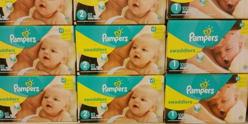 Get Ready Target Shoppers! 6 Pampers SuperPacks ONLY $83.74 (After Gift Cards) – $13.96 Per Pack
