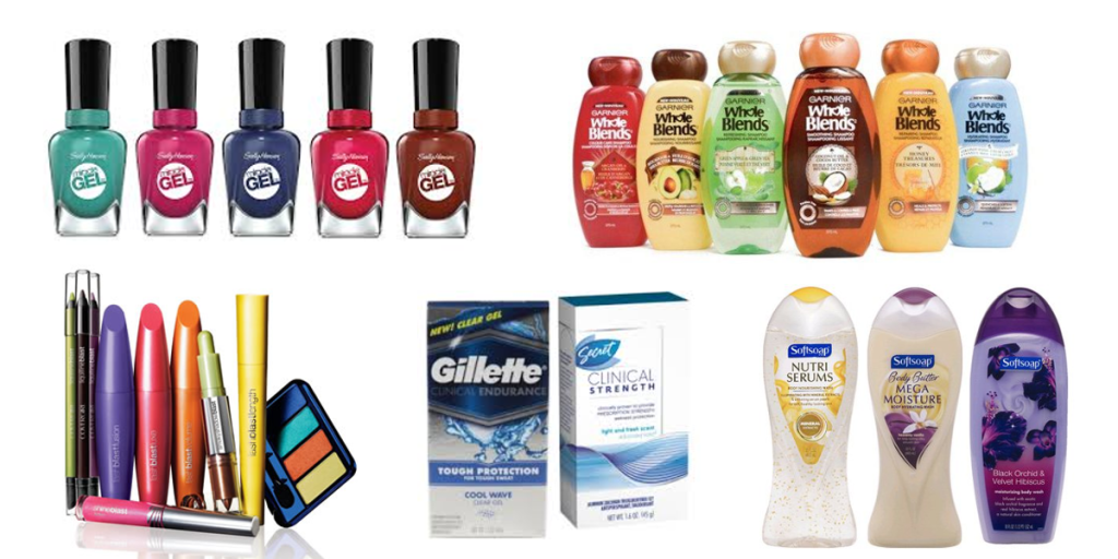 Rite Aid Personal Care Products