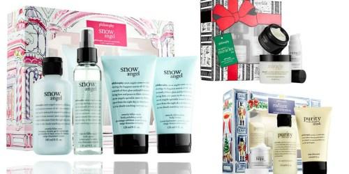Sephora: BIG Savings on Select Philosophy Gift Sets