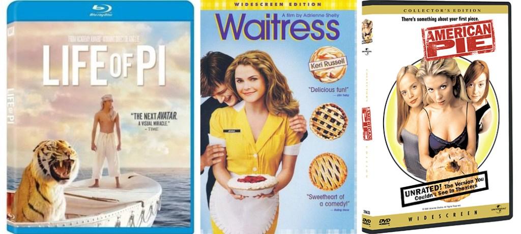 Pi Day Movies