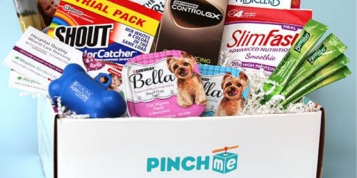 PINCHme: New FREE Samples (Today at Noon EDT)