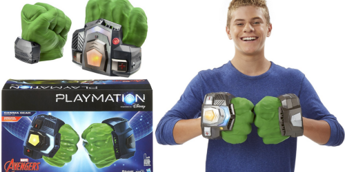 Hasbro Playmation Marvel Avengers Gamma Gear Only $19.99 (Regularly $89.99)