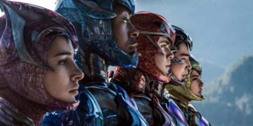 Atom Tickets: Buy 1 Get 1 FREE Power Rangers Movie Tickets