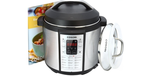 Cosori 7-in-1 Pressure Cooker Only $69.99 Shipped