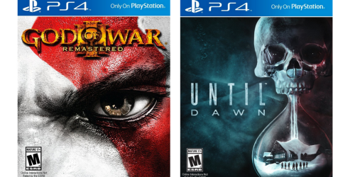 Amazon: TONS of Savings on Digital Downloads for PlayStation 4 & PlayStation 3