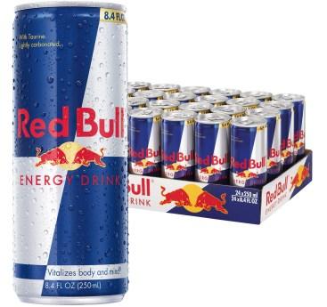 Red Bull Case