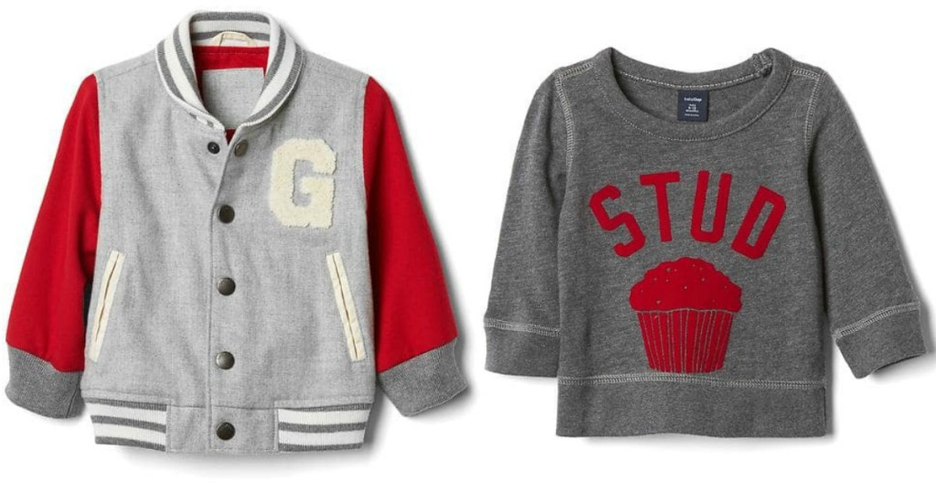 61bb0a29a GAP  Baby Boys  Bomber Jacket Only  17.97 Shipped (Reg.  44.95) + ...