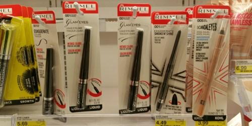 Score FREE Rimmel Cosmetics at Target & CVS