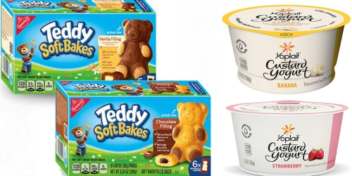 Safeway & Affiliates: Possible FREE Yoplait Yogurt, Teddy Soft Bakes & More (Check Account)