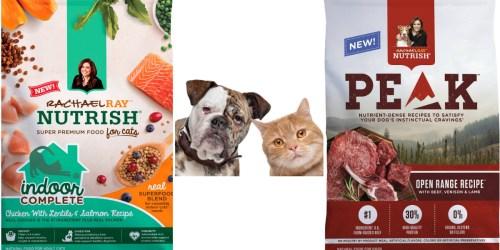 Free Rachael Ray Nutrish Indoor Complete Dry Cat Food Sample