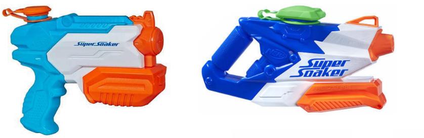 Nerf Water Blasters