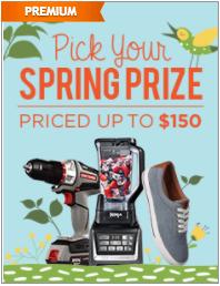 Spring Prize