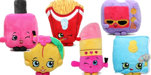 Hollar: *HOT* Shopkins 8″ Plush ONLY $1 Each (Regularly $18) + Awesome Deal Idea
