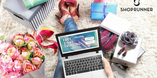 Redbox Play Pass Members: Free One Year ShopRunner Membership ($79 value)