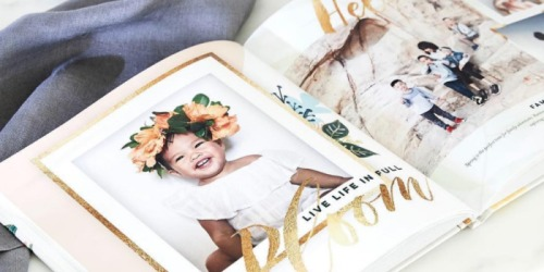 Shutterfly: FREE 8×8 Hard Cover Photo Book – Just Pay Shipping