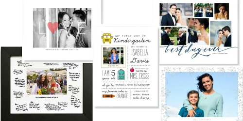 Shutterfly: *HOT* 8×10 Signature Cardstock Art Print ONLY $3.99 Shipped (Regularly $24.99)