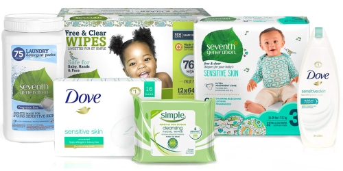 Amazon Family: 40% off Seventh Generation & More = Great Buys on Training Pants & Detergent