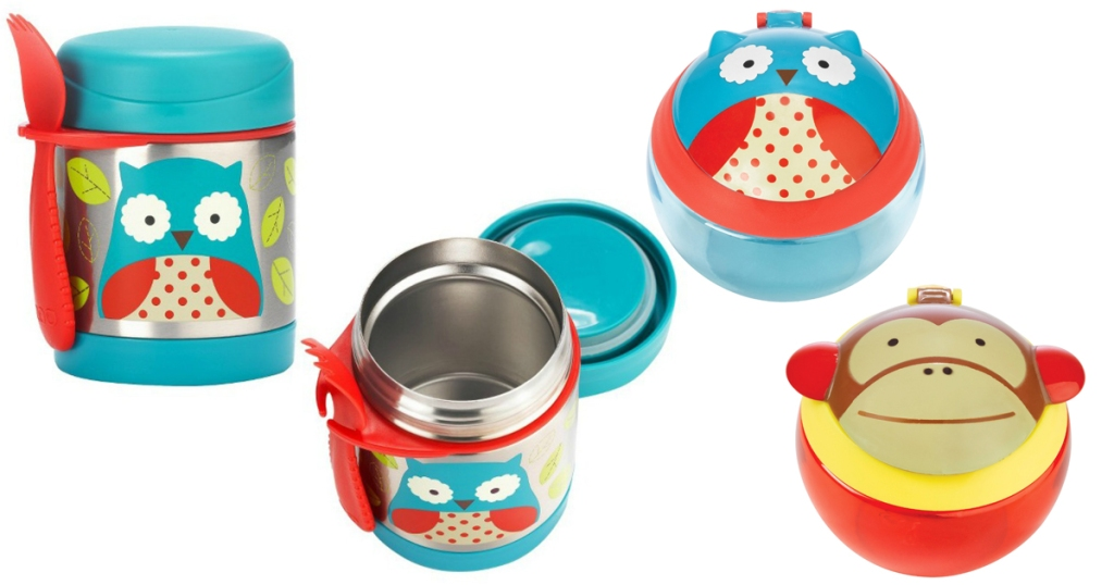 Skip Hop Food Containers