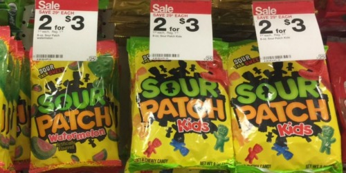 Target: Swedish Fish and Sour Patch Kids 8 oz Bags Just 53¢ Each