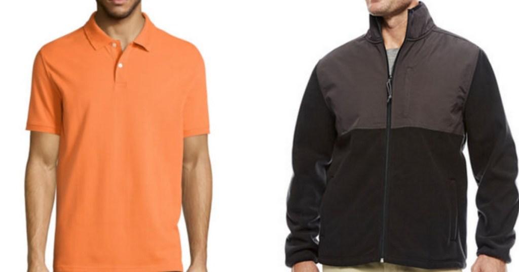 0cd3e408 JCPenney: Men's St. John's Bay Polo Shirts Only $3.89 (Regularly $26 ...