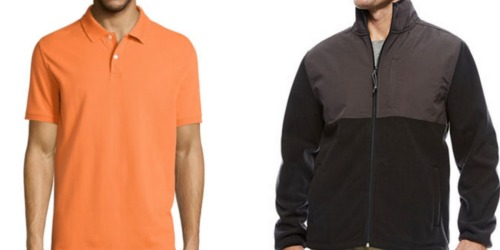 JCPenney: Men's St. John's Bay Polo Shirts Only $3.89 (Regularly $26) + More Deals