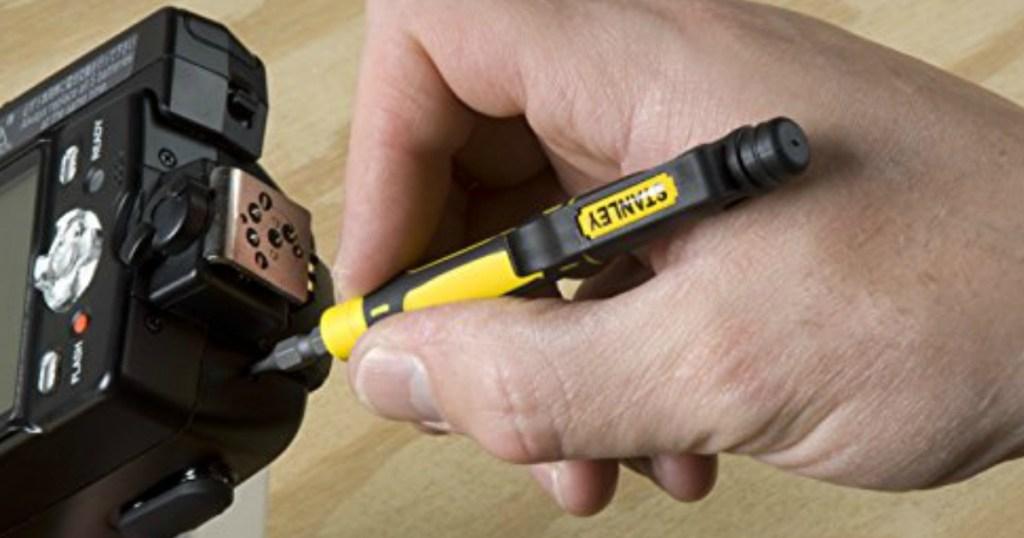 Stanley 4-in-1 Pocket Screwdriver