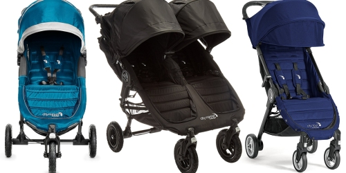 Amazon: Nice Savings On Baby Jogger Strollers