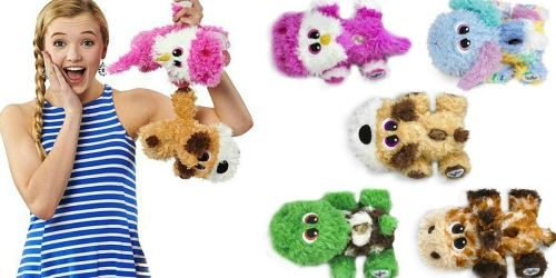 Hollar: Stuffies Baby Magnetic Plush Dolls ONLY $1