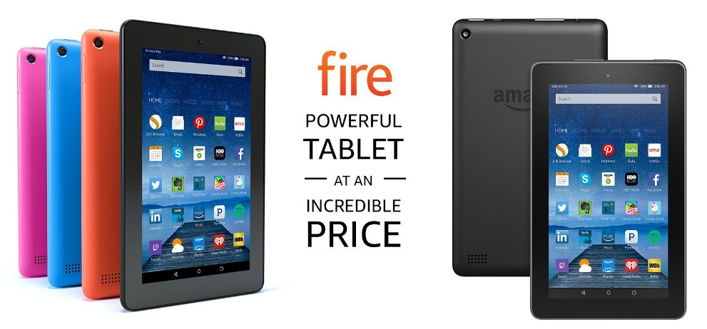 tablet fire