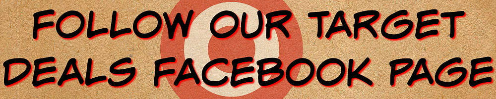 Target Deals Facebook Banner