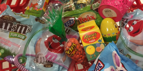 Target Shoppers! Build a Cheap Easter Basket w/ These Candy Deals (M&M's, Dove & More)